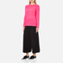 Bella Freud Women's Woman Cashmere Jumper - Pink: Image 4
