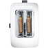 Graef TO61.UK 2 Slice Compact Toaster - White: Image 5