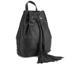 Rebecca Minkoff Women's Isobel Tassel Backpack - Black: Image 3