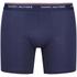 Tommy Hilfiger Men's 3 Pack Premium Essentials Boxer Briefs - Peacoat/Brilliant Blue/Samba: Image 5