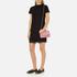 Aspinal of London Women's Lottie Bag - Dusky Pink: Image 2