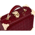 Aspinal of London Women's Mini Croc Trunk - Bordeaux: Image 6