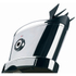 Bugatti 13-VOLOCR Volo 2 Slice Toaster - Silver: Image 2