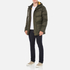 Barbour Heritage Men's Whithorn Quilted Jacket - Sage: Image 4