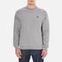 Barbour Heritage Men's Standards Sweatshirt - Grey Marl: Image 1