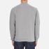 Barbour Heritage Men's Standards Sweatshirt - Grey Marl: Image 3