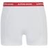 Bjorn Borg Men's Contrast Solids Boxer Shorts - White: Image 3