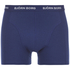 Bjorn Borg Men's Solids Boxer Shorts - Blue Depths: Image 4