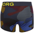 Bjorn Borg Men's Twin Pack Camo Boxer Shorts - Total Eclipse: Image 3