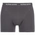 Bjorn Borg Men's 3 Pack Check Detail Boxer Shorts - Black: Image 4