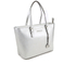 MICHAEL MICHAEL KORS Jet Set Travel Top Zip Tote Bag - Silver: Image 3