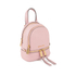 MICHAEL MICHAEL KORS Rhea Zip Small Crossbody Backpack - Pink: Image 3