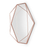 Umbra Prisma Geometric Mirror - Copper: Image 2