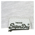 Superdry Women's Silver Stacker Infill T-Shirt - Chip Grey Marl: Image 7