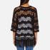 Superdry Women's Willow Crochet Kimono - Black: Image 3