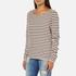 Maison Scotch Women's Long Sleeve Breton T-Shirt - Multi: Image 2
