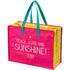 Happy Jackson Peace Medium Shopper Bag: Image 2