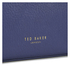 Ted Baker Women's Taela Luggage Lock Small Cross Body Bag - Dark Blue: Image 7