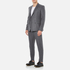 Carven Men's Elastic Waist Trousers - Gris Chine: Image 4