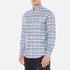 GANT Men's Comfort Oxford Plaid Shirt - Clear Red: Image 2