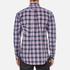 GANT Men's Dobby Plaid Shirt - Yale Blue: Image 3