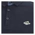Le Shark Men's Benhill Long Sleeve Polo Shirt - Bijou Blue: Image 3