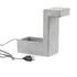 Concrete Desk Blok Lamp: Image 5