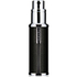 Travalo Milano HD Elegance Atomiser Spray Bottle - Black (5ml): Image 1