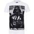 Star Wars Herren Vader Father Photo T-Shirt - Weiss: Image 1