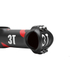 3T Arx II Team +/- 17 Degrees Alloy Stem - Black/Red: Image 4