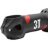 3T Arx II Team +/- 17 Degrees Alloy Stem - Black/Red: Image 3