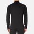 HUGO Men's San Gottardo Quarter Zip Jumper - Black: Image 3