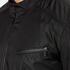HUGO Mens Bandro Bomber Jacket – Black: Image 5
