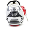 Force Race Carbon Cycling Shoes - White: Image 4
