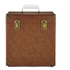 GPO Retro Portable Carry Case for LP Records and 12-Inch Vinyl - Brown: Image 2