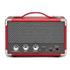 GPO Retro Mini Westwood Bluetooth Speaker - Red: Image 1