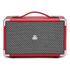 GPO Retro Mini Westwood Bluetooth Speaker - Red: Image 3