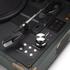 GPO Retro Ambassador Brief Case Turntable - Green/Black: Image 4