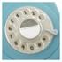 GPO Retro 746 Rotary Dial Telephone - Blue: Image 2