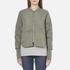 Cheap Monday Women's Parole Jacket - Elephant Grey: Image 1