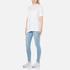 Cheap Monday Women's High Spray Jeans - Stone Bleach: Image 4