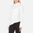 Cheap Monday Women's Force Poplin Shirt - White: Image 2