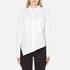 Cheap Monday Women's Force Poplin Shirt - White: Image 1