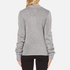 Cheap Monday Women's Honour Knitted Jumper - Silver: Image 3