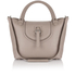 meli melo Women's Halo Mini Tote Bag - Taupe: Image 1