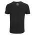 Crosshatch Men's Onsite Graphic T-Shirt - Black: Image 2