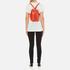 Furla Women's Spy Bag Mini Backpack - Orange: Image 7