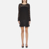 Diane von Furstenberg Women's Lavana Dress - Black: Image 1