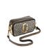 Marc Jacobs Women's Snapshot Double Take Small Camera Bag - Dark Metal: Image 3