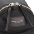 Marc Jacobs Women's Nylon Biker Mini Backpack - Black: Image 4